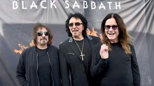 Black Sabbath, à Londres en juin 2014  (Richard Young/REX/REX/SIPA )