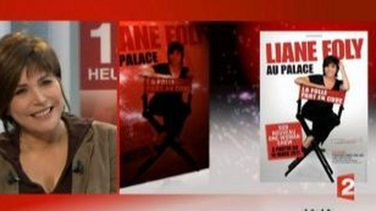 """""""La Folle part en cure"""", nouveau one-woman show de Liane Foly  (Culturebox)"""