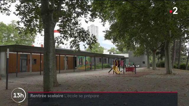 Rentrée scolaire : à Lyon, un nouveau retour en classe sur fond de Covid-19