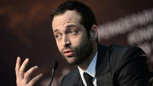 Benjamin Millepied présente son programme, le 4 février 2015  (Stéphane de Sakutin/AFP)