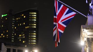 Les discussions entre Bruxelles et Londres sont suspendues, pour cause de Coronavirus. (ARTUR WIDAK / AFP)