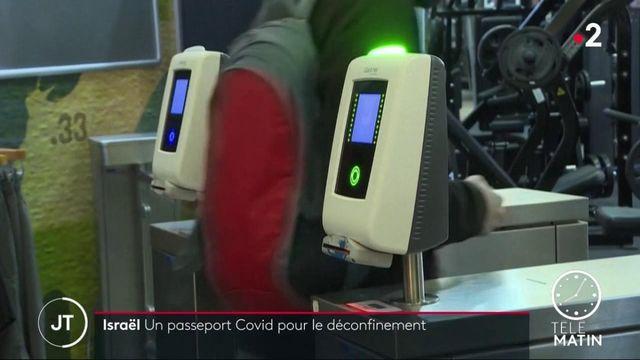 Covid-19 : un passeport pour accéder à certains lieux en Israël