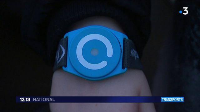 Initiatives : un bracelet connecté pour les enfants