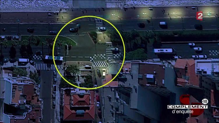 Attentat de Nice : le camion meurtrier a été repéré. (FRANCE 2 / FRANCETV INFO)