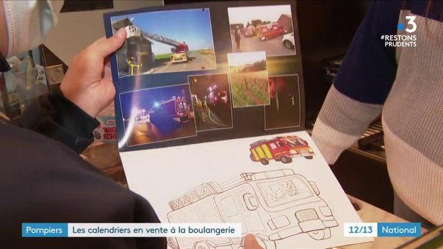 Hauts-de-France : des initiatives pour vendre les calendriers de pompiers malgré le confinement