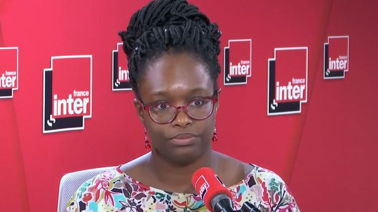 Sibeth Ndiaye était l'invitée de France Inter mercredi 4 mars. (FRANCE INTER)