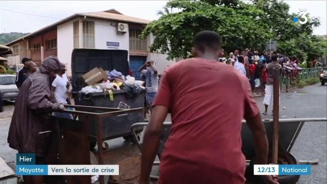 Mayotte : vers une sortie de crise