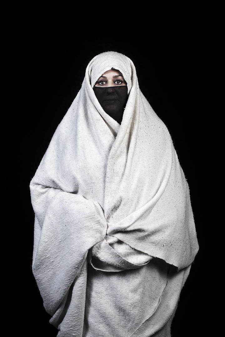"""""""Essaouira"""", photographie réalisée par Leila Alaoui, exposée à la Maison européenne de la Photographie du 12 novembre 2015 au 17 janvier 2016 à Paris. (LEILA ALAOUI / MAISON EUROPÉENNE DE LA PHOTOGRAPHIE)"""