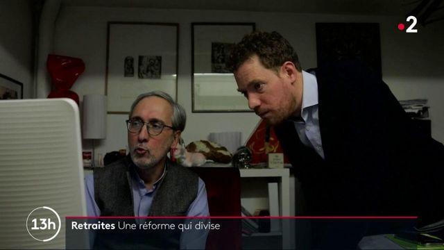 Réforme des retraites : un projet qui divise les Français