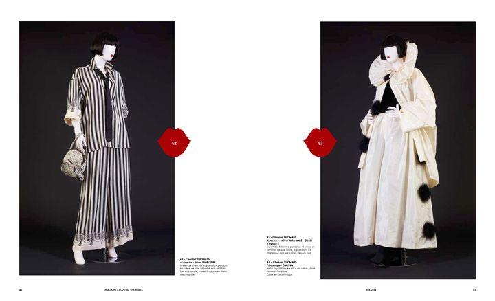 """Vente Chantal Thomass """"40 ans de mode"""" : collection automne-hiver 1988-89 (Jo Zhou)"""
