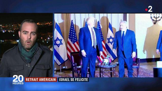 Nucléaire iranien : Israël se félicite de la position américaine