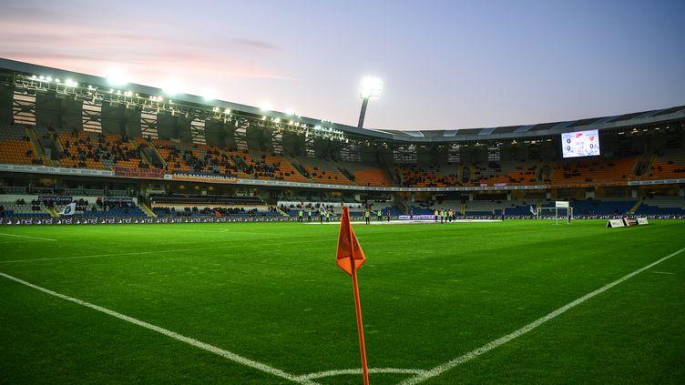 Le Fatih Terim Stadium, dans lequel évoluera Qarabag FK en Ligue Europa (OZAN KOSE / AFP)