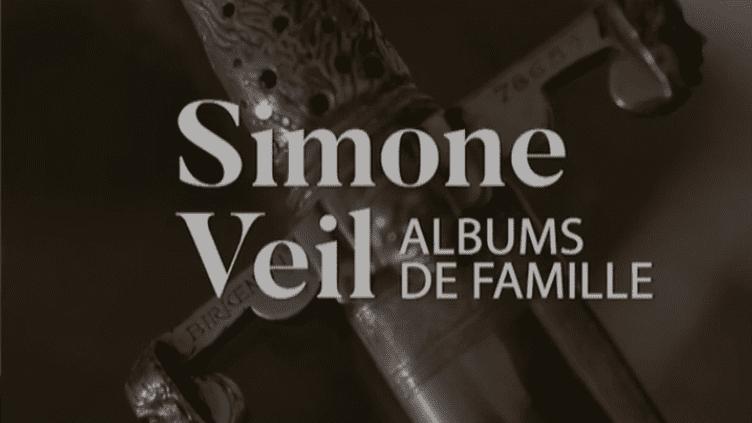 """""""Simone Veil, Albums de famille"""" sera diffusé mercredi 27 juin à 20h55 sur France 3. (Capture d'écran de """"Simone Veil, Albums de famille"""", réalisé par Hugues Nancy)"""