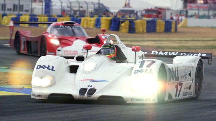 BMW aux 24h du Mans en 1999 (MARCEL MOCHET / AFP)