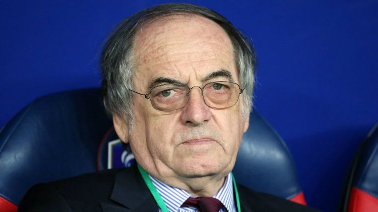 Noël Le Graët, président de la FFF.