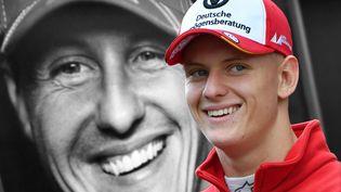 Mick Schumacher, le fils de Michael (FRANKHOERMANN/SVEN SIMON / SVEN SIMON)