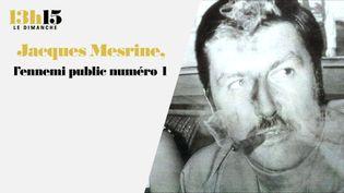 13H15 / FRANCE 2 Mesrine (CAPTURE ECRAN / 13H15 / FRANCE 2)