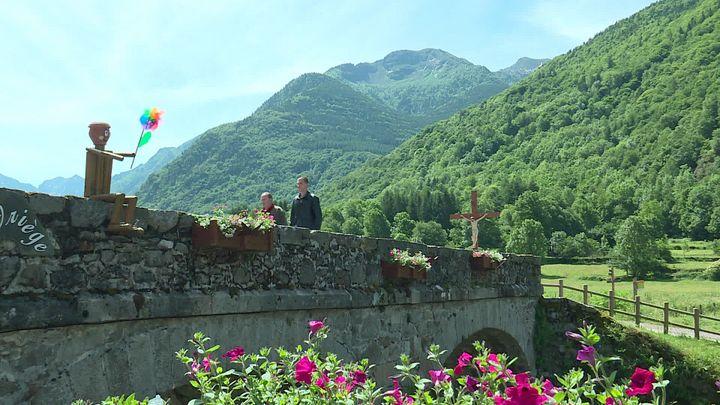 Ariège, nouvelle de terre de tournage (France 3 Occitanie)