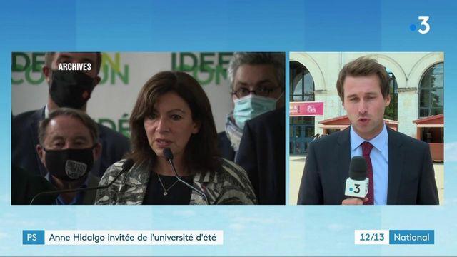 Election présidentielle : Anne Hidalgo à la rencontre des socialistes
