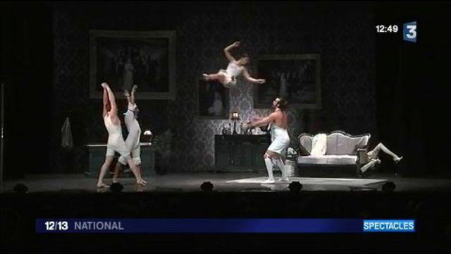 Spectacles : le cirque Leroux, entre acrobatie et poésie