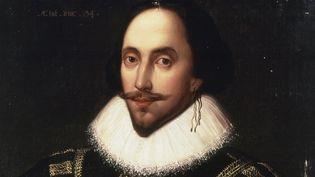 William Shakespeare (1564-1616), portrait anonyme (copie)  (Gianni Dagli Orti / The Art Archive / The Picture Desk / AFP )