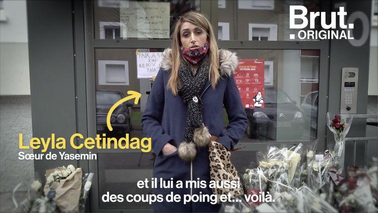 VIDEO. Qui est Yasemin, le dernier féminicide de 2020 ? (BRUT)