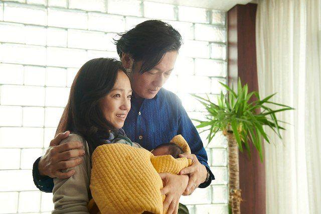 Arata Iura et Hiromi Nagasaku dans le film 'True Mothers', deNaomi Kawase, juin 2021 (Haut et Court)