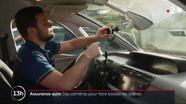 Automobile : utiliser une caméra embarquée peut faire baisser le prix de votre assurance auto