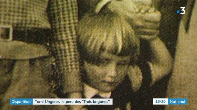 """Mort de Tomi Ungerer : le père des """"Trois brigands"""" s'est éteint"""