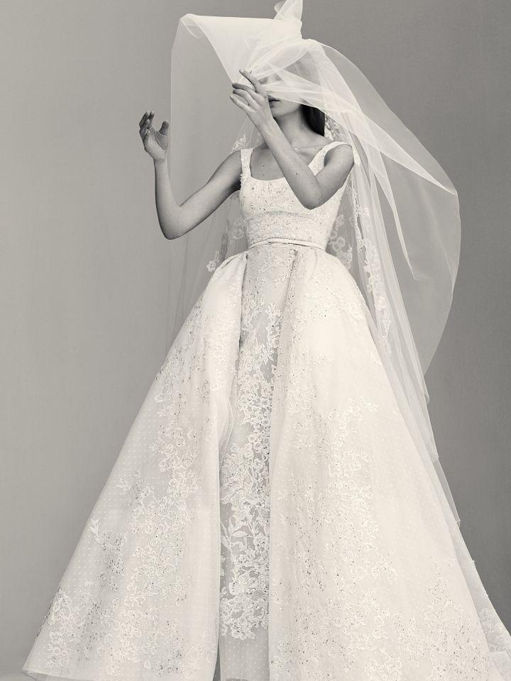 Elie Saab collection Bridal 2016  (Elie Saab)