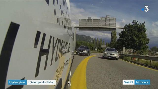 L'Isère en pointe sur l'hydrogène