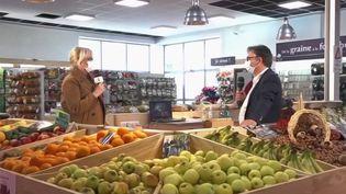 Lot : des produits locaux prisés par les consommateurs (France 3)