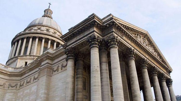 Le Panthéon : la restauration commence par le dôme  (SUPERSTOCK/SUPERSTOCK/SIPA )