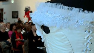 Costume vendu aux enchères à Toulouse  (France 3 / culturebox / capture d'écran)