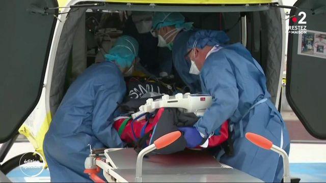 Coronavirus : plus de 140 transferts de patients déjà effectués en France