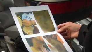 Une femme de 43 ans dit avoir été frappée par un policier après avoir appelé les forces de l'ordre, car elle avait été témoin d'une altercation entre trois personnes. Les faits se sont déroulés en août 2019 à Paris. (CAPTURE D'ÉCRAN FRANCE 3)