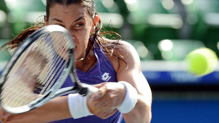 Marion Bartoli - US Open 2012 (TOSHIFUMI KITAMURA / AFP)