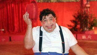 Le clown Georges Alexis du cirque Medrano  (PhotoPQR/Leprogrès)