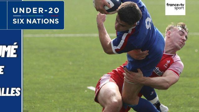 Les Bleuets ont largement dominé le pays de Galles (36-19) pour la troisième journée du tournoi des Six Nations U20. Avec cinq essais inscrits, l'équipe de France s'est mise rapidement à l'abri des Gallois qui ont tenté de réagir en fin de rencontre.