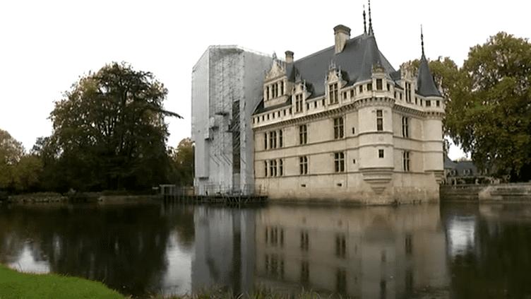 Azay-le Rideau  (France 3 / Culturebox)