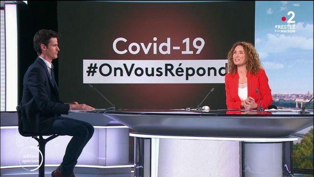 Confinement : France 2 répond aux questions des internautes