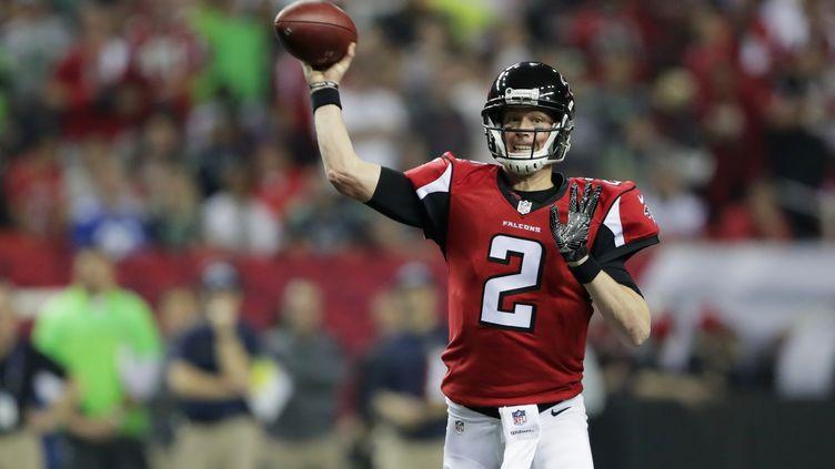 Matt Ryan (Atlanta Falcons) (STREETER LECKA / GETTY IMAGES NORTH AMERICA)