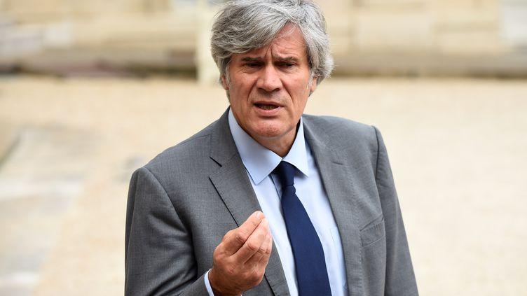 Stéphane Le Foll, le 27 juillet 2016 à Paris. (BERTRAND GUAY / AFP)