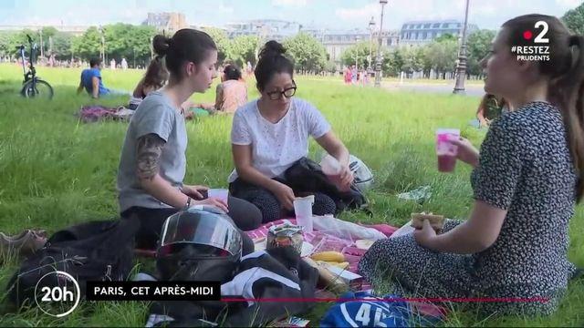 Déconfinement : faut-il rouvrir les parcs et jardins à Paris ?