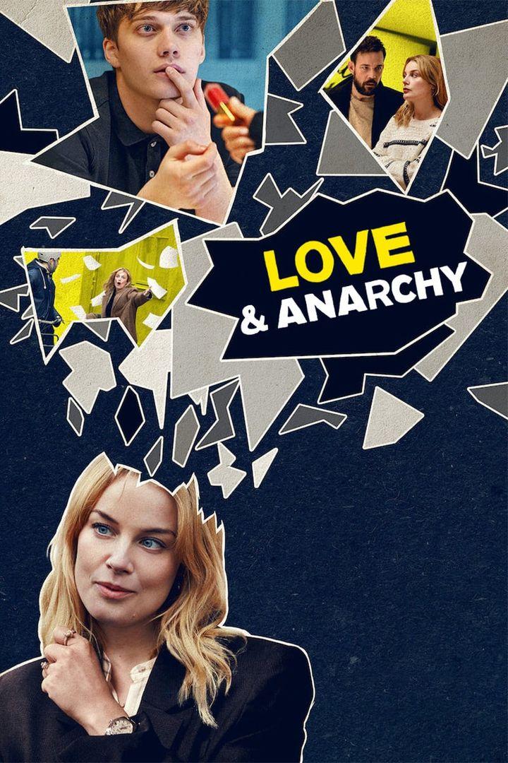 """L'affiche de la série """"Love & Anarchy"""". (NETFLIX)"""