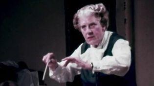 Musique : ascension et chute d'Antonia Brico, la première femme cheffe d'orchestre (France 2)