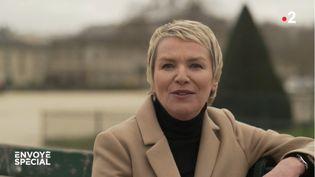 Elise Lucet, 20 février 2020 (ENVOYÉ SPÉCIAL / FRANCE 2)