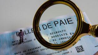 Bercy lance un simulateur pour calculer votrebaisse d'impôt sur le revenu, vendredi 19 juillet 2019. (RICCARDO MILANI / HANS LUCAS / AFP)