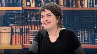 Véronique Ovaldé (France 3)