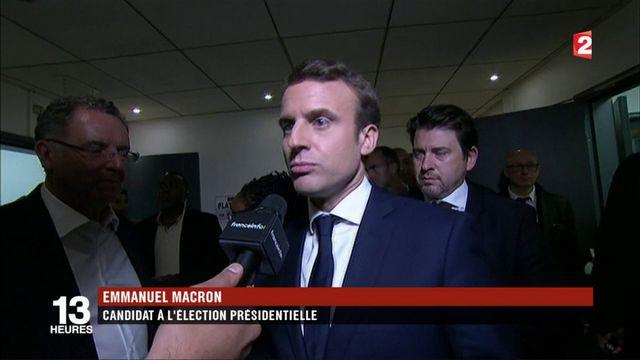 Emmanuel Macron : des partisans confortés à l'issue du débat